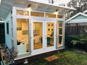 Backyard Office Shed Ideas